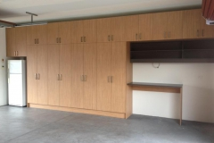custom garage joinery