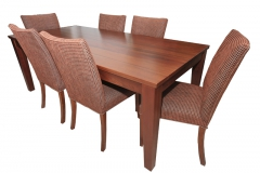 ASHTON TABLE & FLORENCE CHAIRS