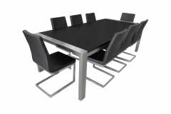 DERWENT TABLE & CHAIRS