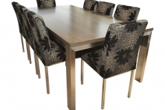 FELICIA TABLE & AMANDA CHAIRS