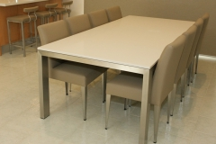 FIRENZE TABLE / DIOR CHAIRS