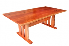 REDGUM TABLE / NATURAL EDGE