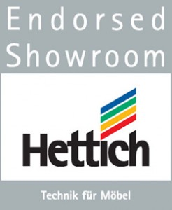 Magic Kitchens is a Hettich Endorsed Showroom.