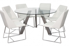SEVILLE DINING AND LUGANO CHAIRS