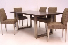 YORKTABLE & CHAIRS