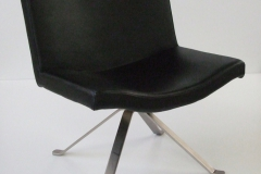 WAVE SWIVEL ACCENT CHAIR