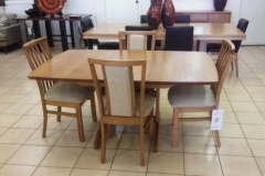 castille ext. table  chairs